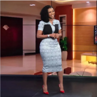 Hot Sale Africa Women Plus Size Dress