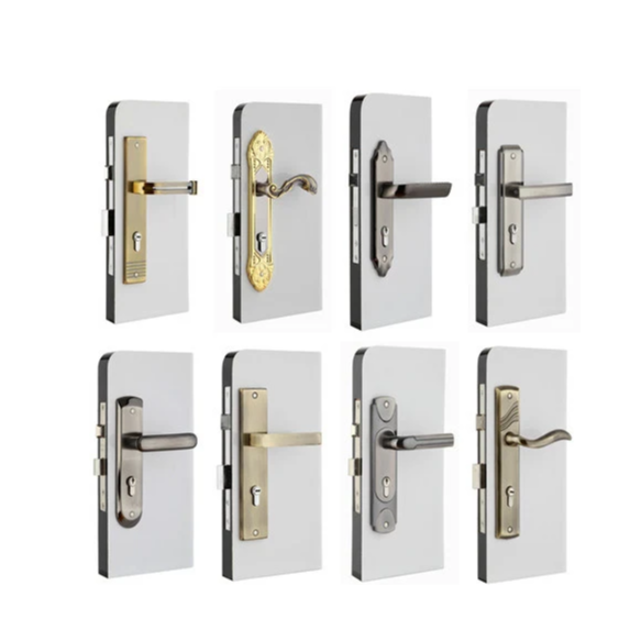 Full Set Door Handle Locks for Door Accessories