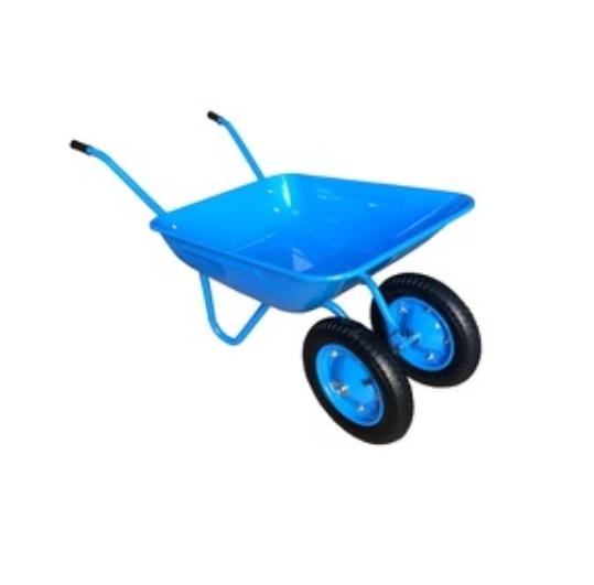 Cheap Price Garden Wheelbarrow with Two Wheel