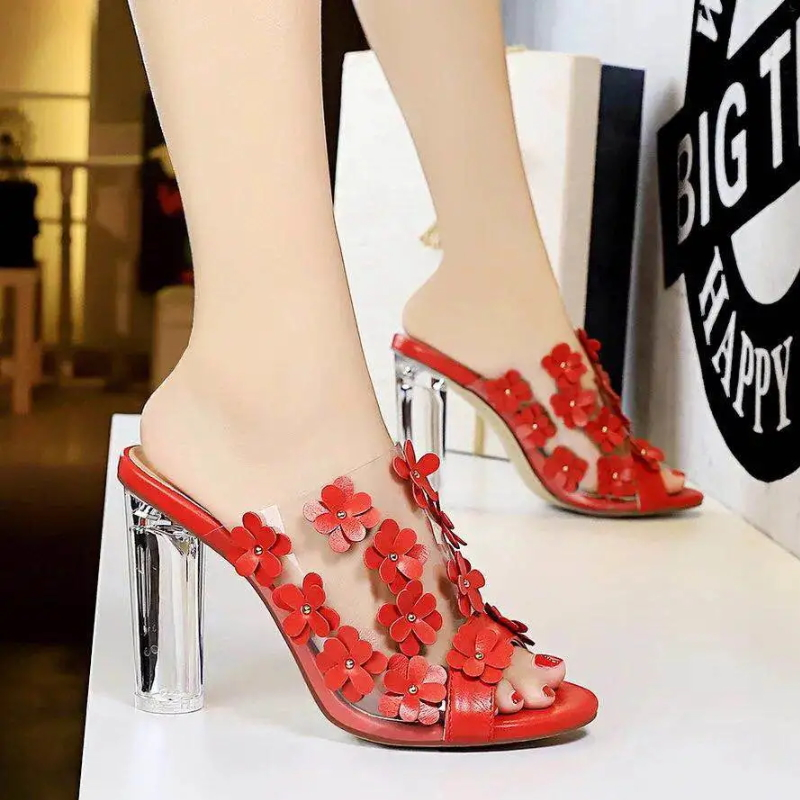 Big Tree Shoes Made in China Top Quality Shoes Women Slippers