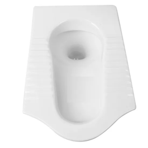 High Quality Ceramic Sanitaryware Squat Toilet Pan (SY-026)