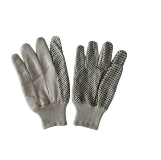 15 Gauge Nylon Knitted Sandy Nitrile Coated Garden Work Gloves Jx68b207