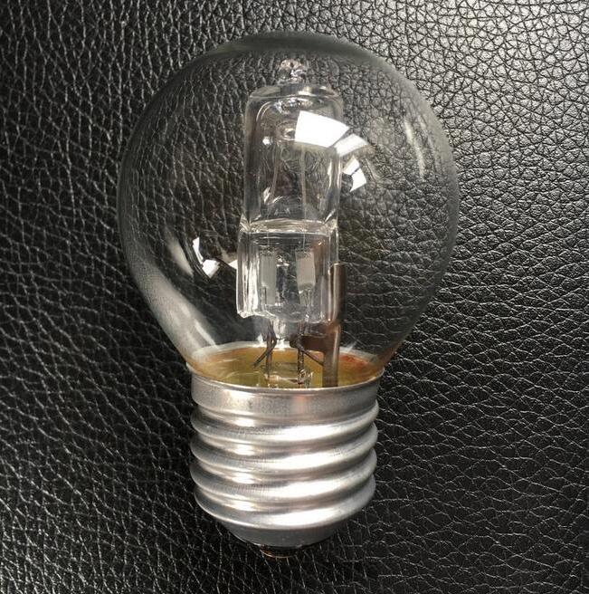 G45 E27 240 Volt Halogen Bulb 18W 28W Eco Halogen Lamp