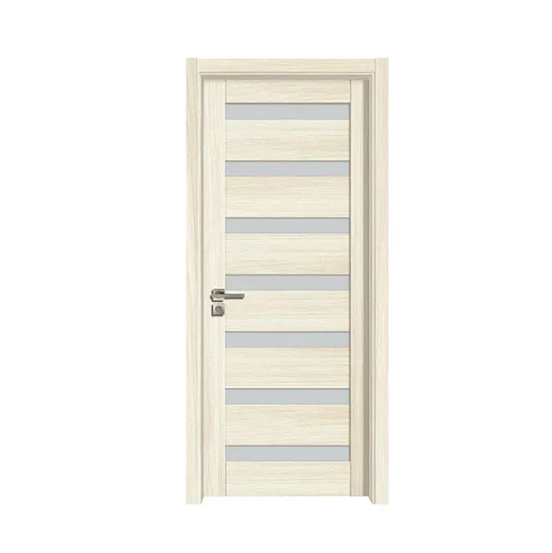 New Product PVC Bathroom Door Price Foreign Doors MDF Door