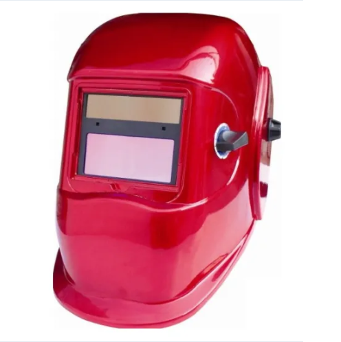 High Quality Best Sell Auto Darkening PP Welding Mask Electric Welder′s Helmet