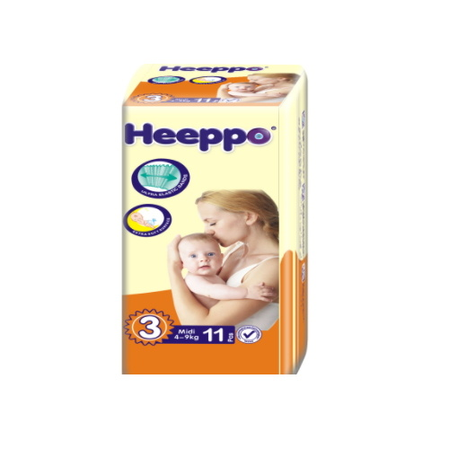 Premium Quality Diapers Disposable Grade Baby Diaper Zd13