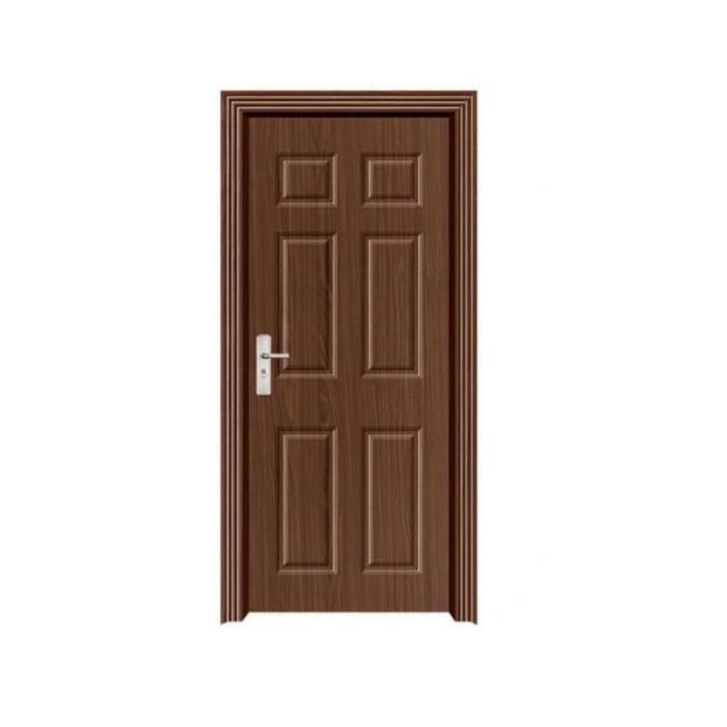 PVC Door Factory PVC Glass Door Wooden Door Ss-a-015