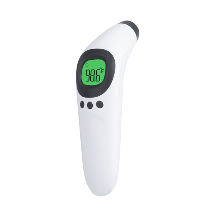 OEM Contact Infrared Forehead Thermometer Key Electronic Thermometer Double Mode Multi-Function Household Thermometer