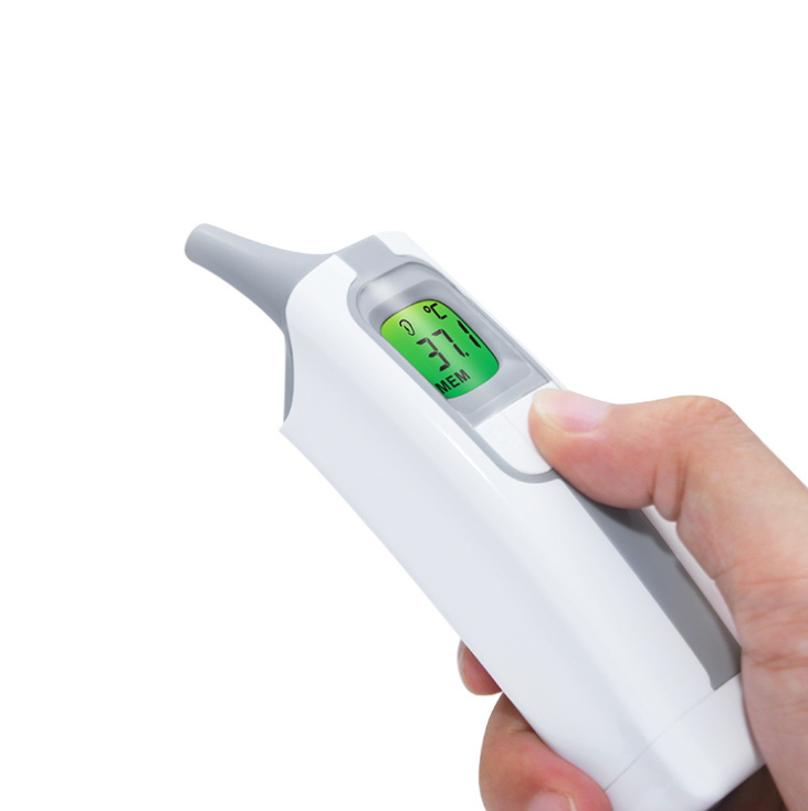 Household Medical Infrared Infrared Forehead - Ear Thermometer Dual - Purpose Thermometer
