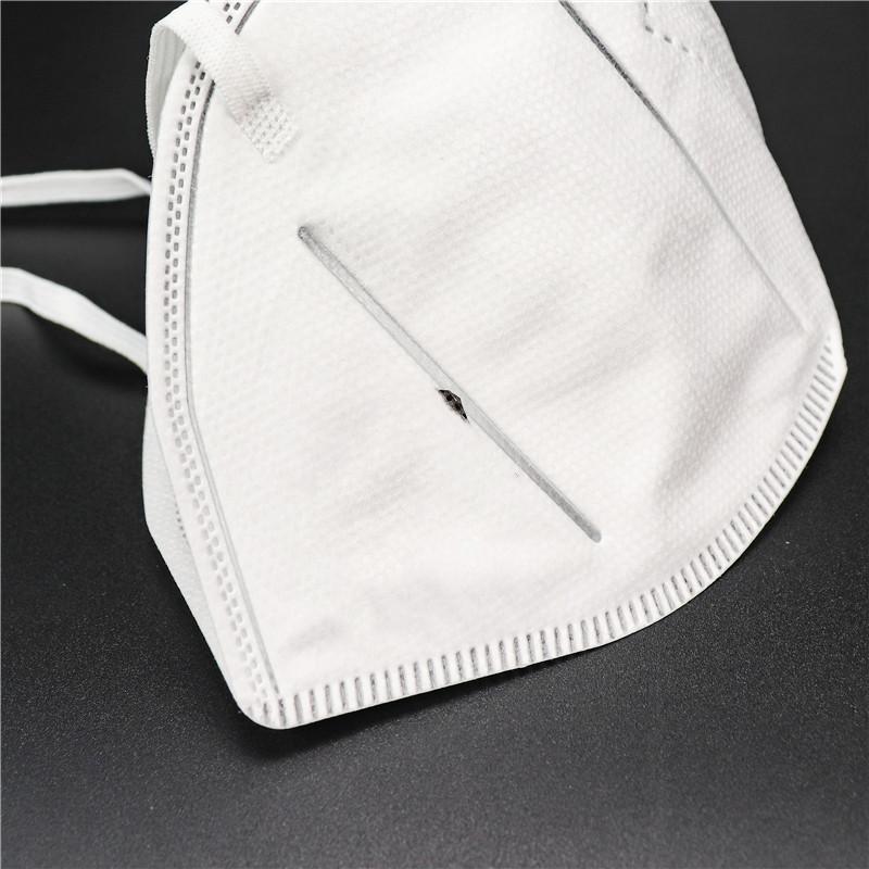 Stock Anti-Virus N95 Mask Surgical Face Mask for Virus Protection
