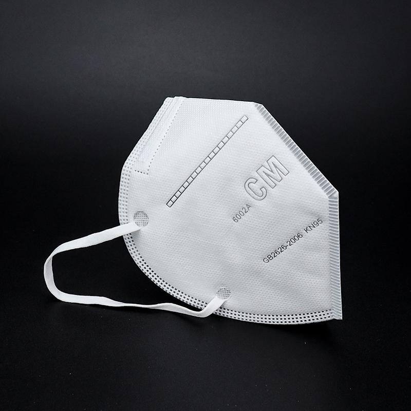 Disposable Kn95 Non Woven Face Mask