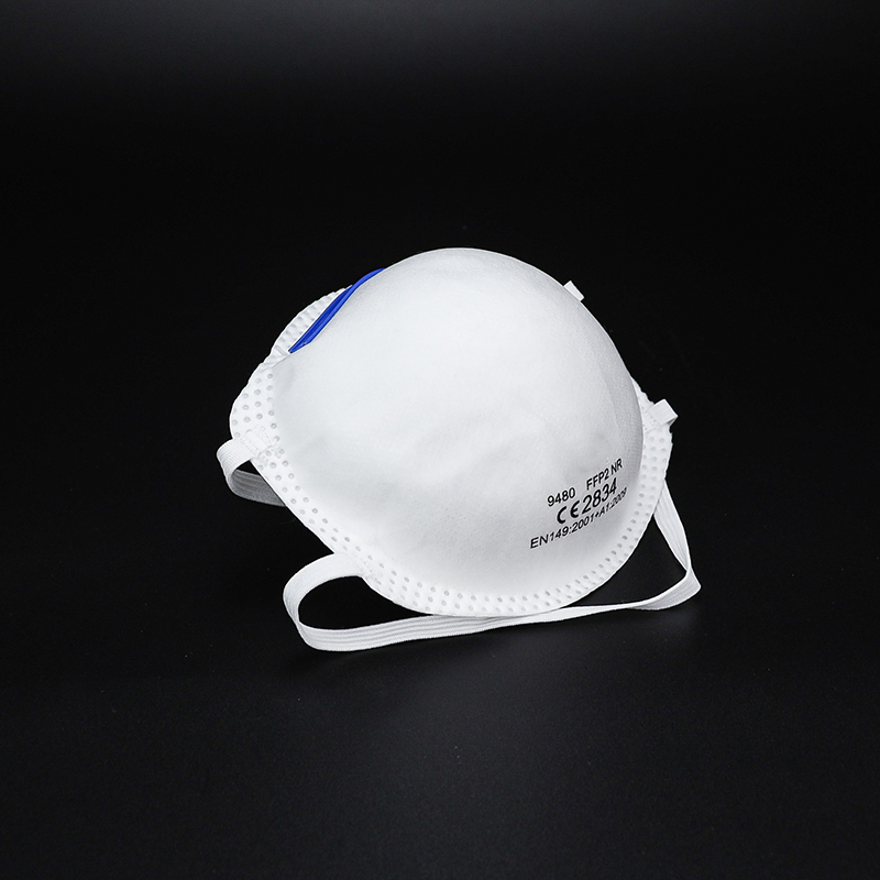 Manufacturer in Stock Anti Droplets Respirator Face N95 Ffp2 CE Mask