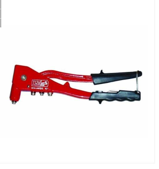 High Quality Hand Riveter with GS Approval (SG-077)