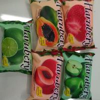 Papaya Strawberry Mulberry Cherry Grape Mango Fruit Soap 75g