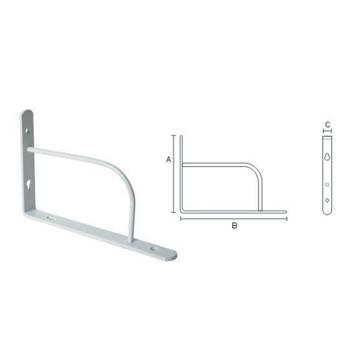 high quality and hot sale shelf bracket    412448
