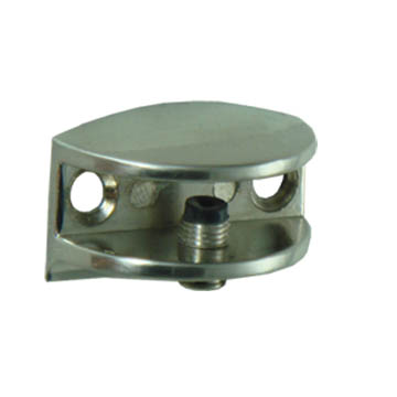 High quality decorative glass clamp 810626