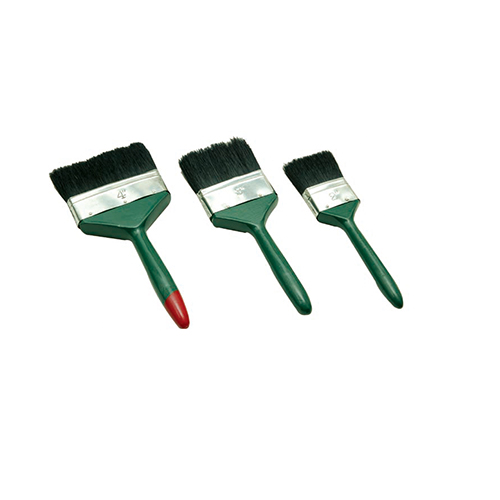 680 Wooden Handle Paint Brush With black bristle SG-038