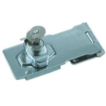 Hasp and staple lock 261814
