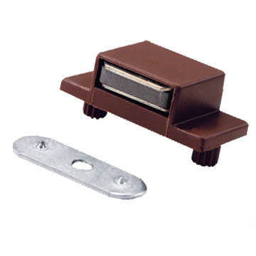 High qality cabinet single magnetic catch with plate 120463