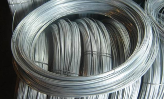 high quality galvanized iron wire( hot dipped or electro) AYW-001