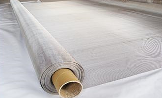 High Mn steel & stainless steel wire Square Wire Mesh AYW-014