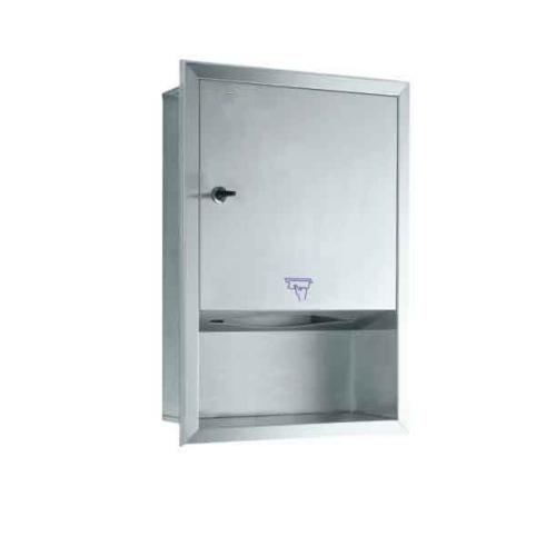 Manual under cabinet paper towel dispenser GSG21