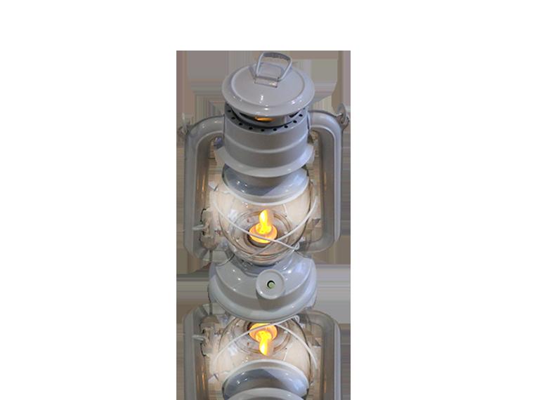 235, 15 LED LED Hurricane Lantern/Camping Lanter/Outdoor Using Lantern