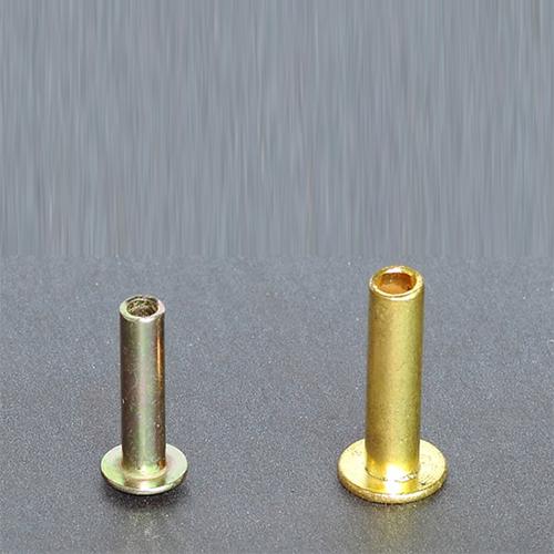 Hot sale round head Brass rivet  WX-005