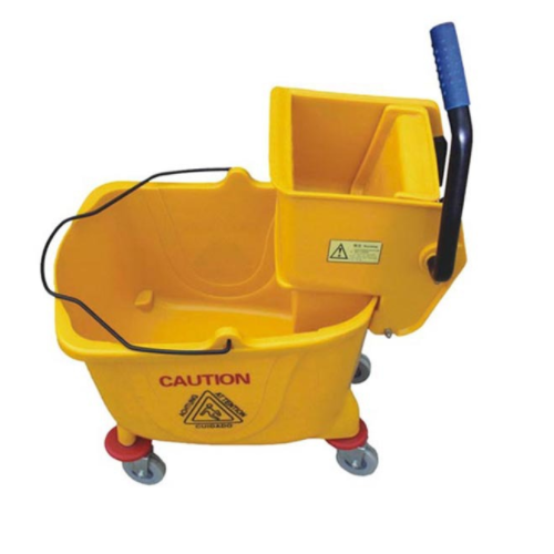 Good Quality Mop Bucket With Wheels(SG-103)