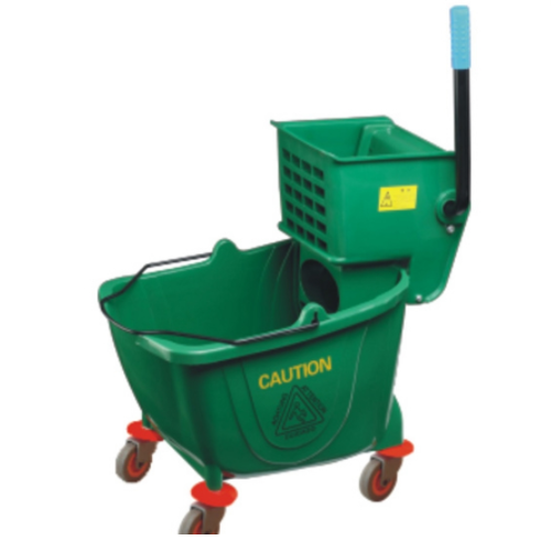 36L Deluxe bucket mop wringer bucket  031010036003