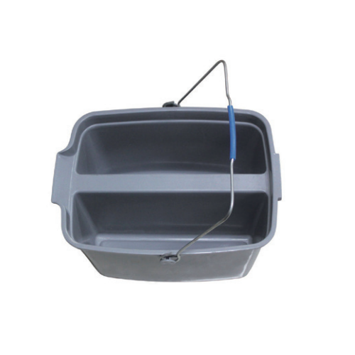 Plastic Carry Caddy double bucket (Tools Case) 09402