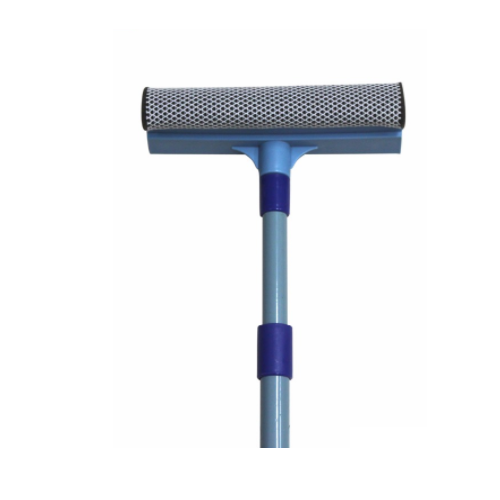 Car Window Cleaning Squeegee with Aluminum Telescopic Handle F206
