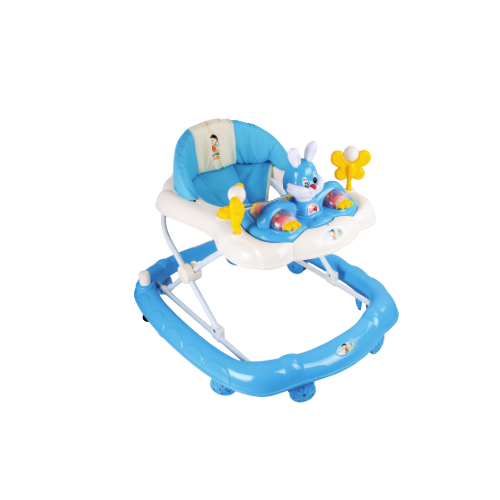 Plastic baby buggy model 815 with brakes