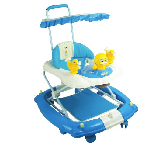 Baby walker factory model 816 rocking style infant walker