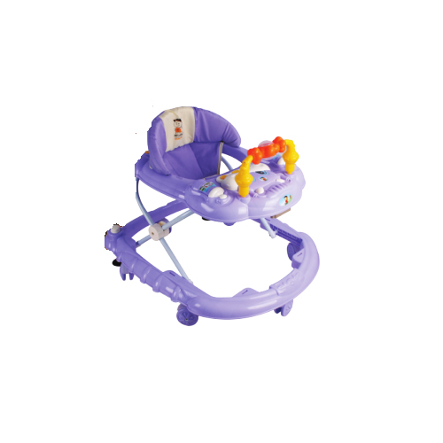 hot sale easy folding baby walker with certificates factory wholesales cheap baby walker 810