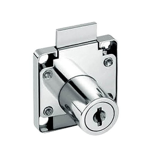 High Quality Zinc + Iron Drawer Lock  138-32AC