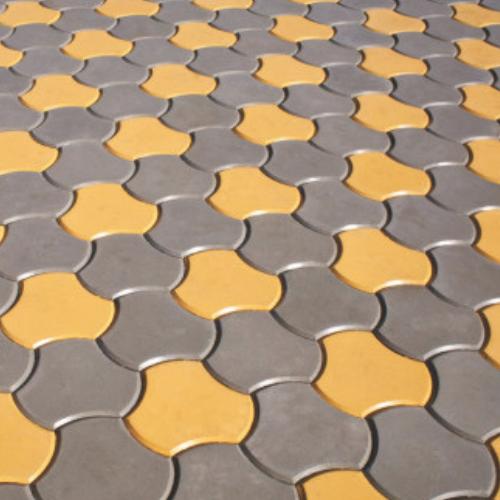 Plastic Mold Box for concrete pavering tiles & Brick   SH-29