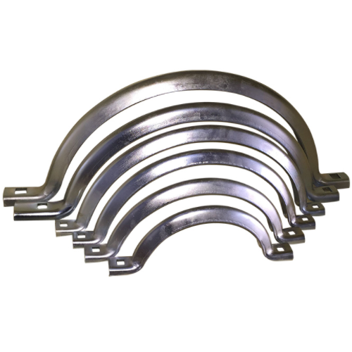 Metal Hot Dip Galvanized pole hydraulic hose clamp BG1551