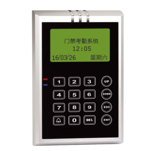 CU-NT113 Mirror Surface RS485 RFID Network Proximity Access Reader for Physical Security System
