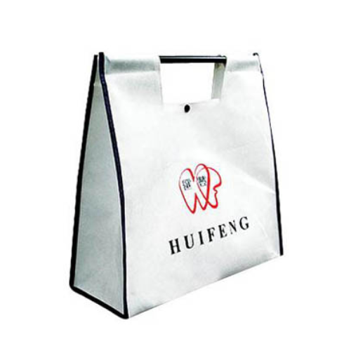 100% cotton material europe style drawstring bag FS019