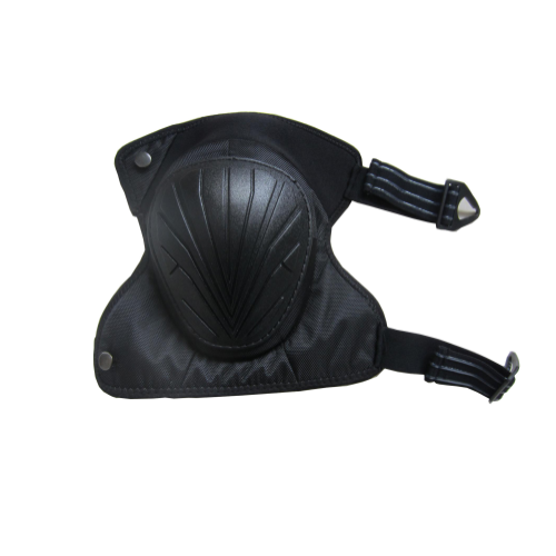 Silicone Military Knee Pad with Buckles XWN-002
