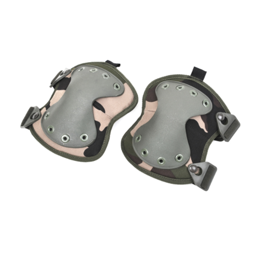 8 Holes Similar Hatch Knee Pad  XWN-006