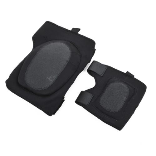 Popular Light Weight Neoprene Tactical Knee Elbow Pads XWN-008
