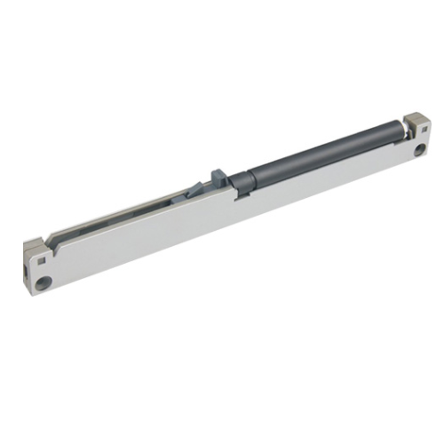 Aluminum soft close damper pneumatic damping air pressing   0588