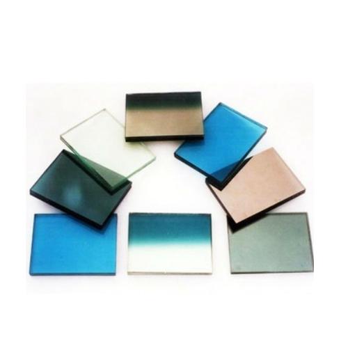 4mm 5mm 6mm (grey blue bronze black) tinted glass price manufacturer    kj-0070
