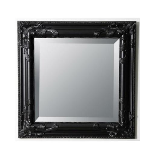 Framed 1.5mm thick Aluminum Mirror  KJ-8237