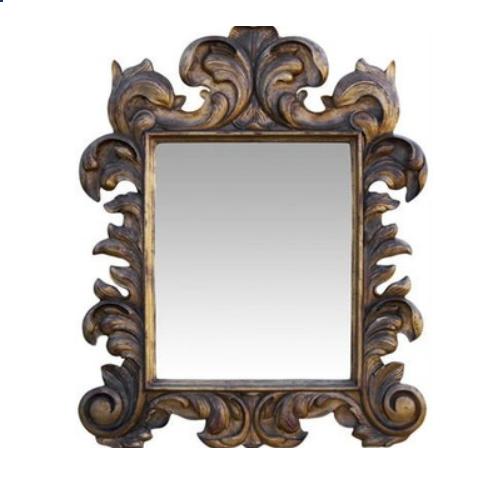 Silver Mirror wall mirror  KJ-8244