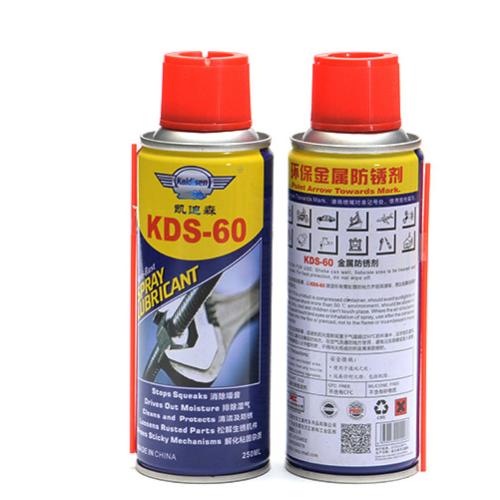 250ML Aerosol Lubricant Spray DZM057