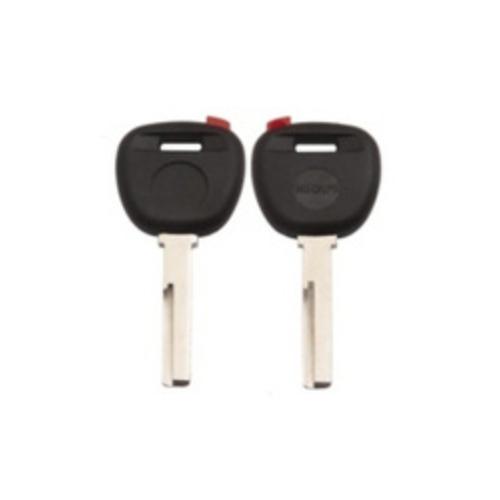 Best quality Transponder key Blanks shell suppliers Xianpai oscar B199