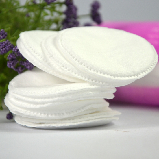 Professional Supplier Good quality Soft Round Cosmetic Make-up cotton pad JW-003